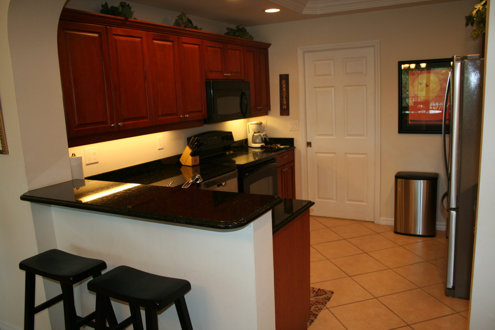 6 - Kitchen View 3