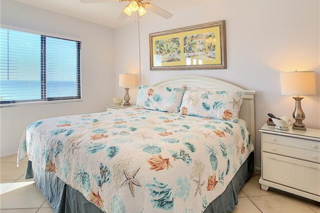 Seaside Master Suite View 2